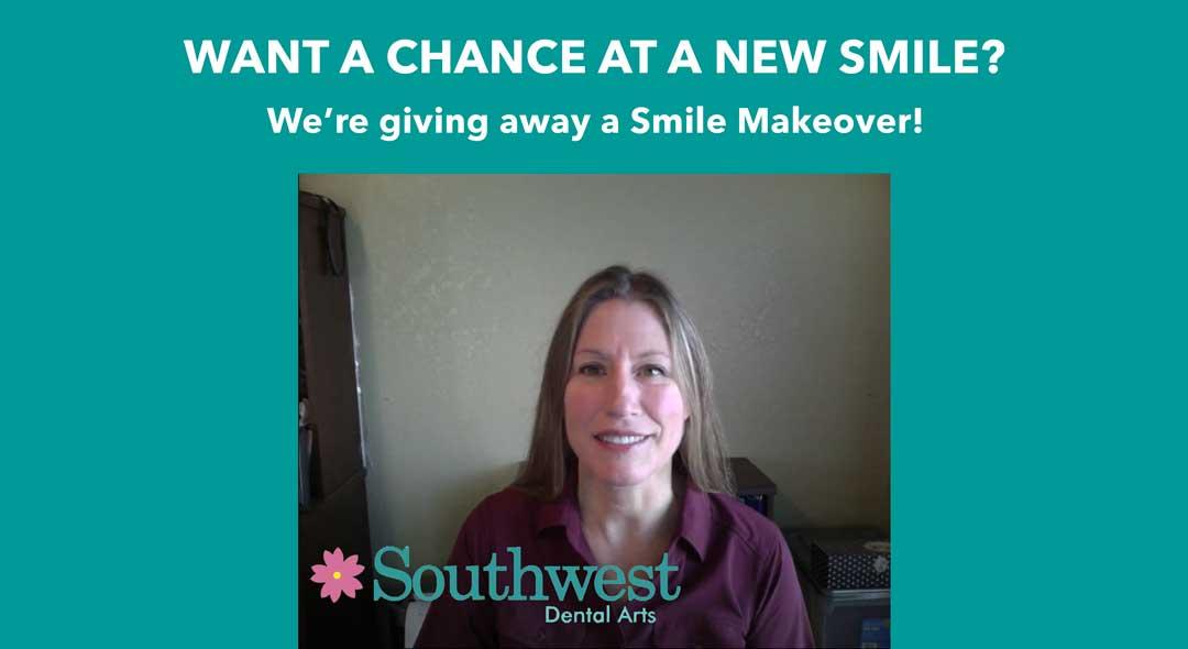 Smile Makeover Giveaway 2020   Southwest Dental Arts